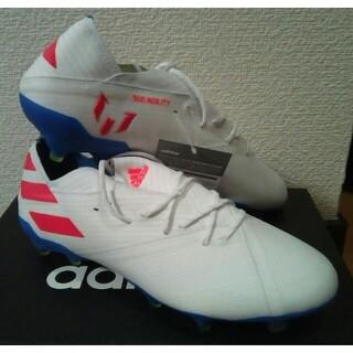 アディダス(adidas)の新品未使用 ネメシスメッシ19.1FG 27cm   F34402(シューズ)