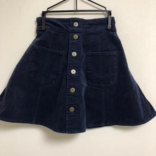 レピピアルマリオ(repipi armario)の♡レピピ♡  コーデュロイスカート(スカート)