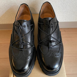 Hender Scheme - Hender Scheme code tip 革靴 サイズ5 エンダースキーマ