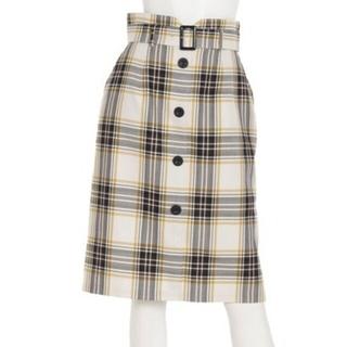 リランドチュール(Rirandture)の新品スカート(ひざ丈スカート)