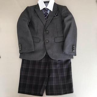 ミチコロンドン(MICHIKO LONDON)のMICHIKO LONDON KOSHINO♡120♡スーツ♡男の子♡入学式(ドレス/フォーマル)