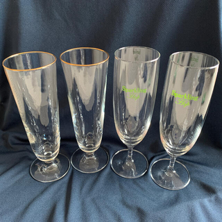 トウヨウササキガラス(東洋佐々木ガラス)のビールグラス (アルコールグッズ)