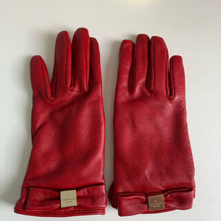 ケイトスペードニューヨーク(kate spade new york)のケイトスペードニューヨーク 手袋(手袋)