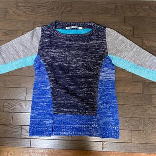 ロデオクラウンズ(RODEO CROWNS)のロデオクラウンズ セーター カラーブロック(ニット/セーター)