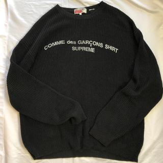 シュプリーム(Supreme)のSupreme COMME des GARCONS  ニットセーター 18aw(ニット/セーター)