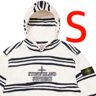 シュプリーム(Supreme)のSupreme × Stone Island Hooded Sweatshirt(パーカー)