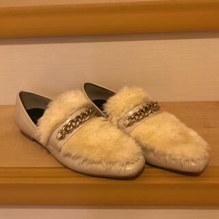 ランダ(RANDA)のRANDAのエコファーローファー(ローファー/革靴)