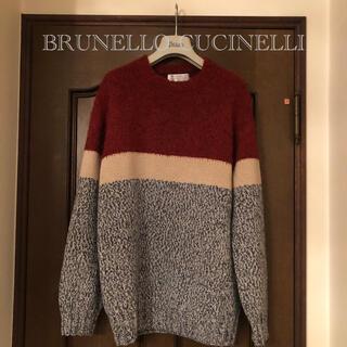 ブルネロクチネリ(BRUNELLO CUCINELLI)のブルネロクチネリ  BRUNELLO CUCINELLIカシミヤ セーター(ニット/セーター)