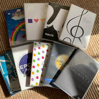 ニュース(NEWS)のNEWS DVD 9枚セット(ミュージック)