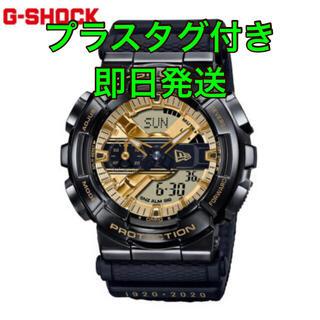 ジーショック(G-SHOCK)の【新品】 G-SHOCK NEW ERA 100周年 GM-110NE-1AJR(腕時計(アナログ))