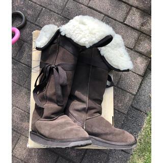 エミュー(EMU)のEMU ムートンブーツ 22cm エミュー(ブーツ)