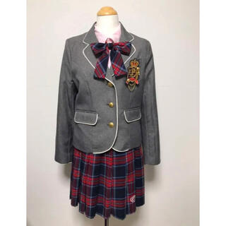 ピンクラテ(PINK-latte)の卒業式 女の子 スーツ  ピンクラテ5点セット(プレゼント付)(ドレス/フォーマル)