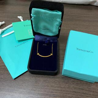 Tiffany & Co. - ティファニー スマイル ネックレス