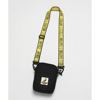 XLARGE - XLARGE FR2 Logo Shoulder Bag
