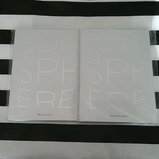 ナリスケショウヒン(ナリス化粧品)のナリス 3Dスフィアホワイト 2枚(パック/フェイスマスク)