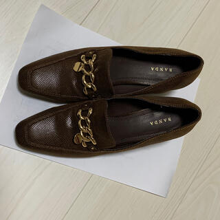 ランダ(RANDA)のRANDA パンプス ローファー(ローファー/革靴)