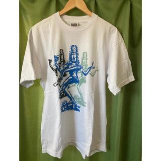 テンダーロイン(TENDERLOIN)のTENDERLOIN/Tシャツ/XL/釈迦/ホワイト(Tシャツ/カットソー(半袖/袖なし))