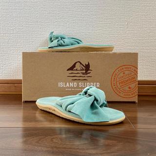 アイランドスリッパ(ISLAND SLIPPER)のisland slipper アイランドスリッパ suicoke 新品 サンダル(サンダル)
