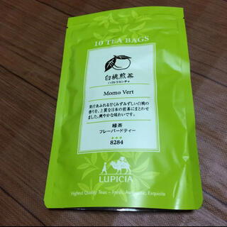 LUPICIA - ルピシア 煎茶 白桃煎茶 ティーバッグ 2.5g×10