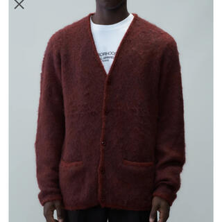 NEIGHBORHOOD - ネイバーフッド MOHAIR CARDIGAN NEIGHBORHOOD 新品