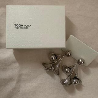 トーガ(TOGA)のTOGA PULLA モチーフピアス TP01-AK275(ピアス)