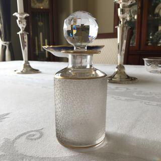 Baccarat - 【Old Baccarat】フランスアンティーク オールド バカラの香水瓶