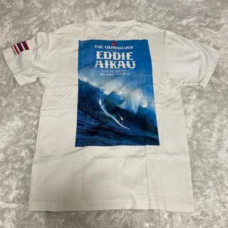 クイックシルバー(QUIKSILVER)のQuiksilver EDDIE AIKAU Tシャツ(Tシャツ/カットソー(半袖/袖なし))