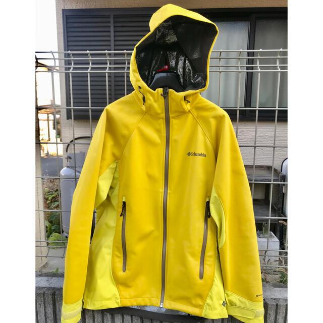 Columbia(コロンビア)のコロンビア Colombia オムニヒート ソフトシェル メンズのジャケット/アウター(マウンテンパーカー)の商品写真