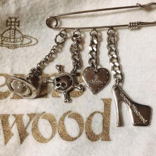 ヴィヴィアンウエストウッド(Vivienne Westwood)のVivienne Westwood/ピンブローチ(ブローチ/コサージュ)