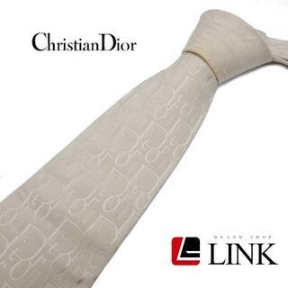 Christian Dior - 最高級シルク100%【正規品】クリスチャンディオール DIOR ネクタイ