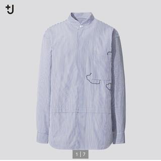 Jil Sander - UNIQLO +J スーピマコットンオーバーサイズシャツ Mサイズ ジルサンダー