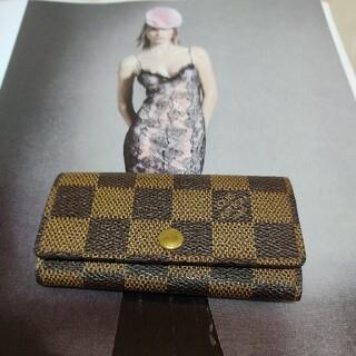 LOUIS VUITTON - 66000円(新品時の参考価格)ルイヴィトン キーケース