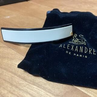 Alexandre de Paris - 【美品】バレッタ ALEXANDRE アレクサンドルドゥパリ