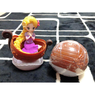 ディズニー(Disney)のディズニー カプキャラ ラプンツェル(キャラクターグッズ)
