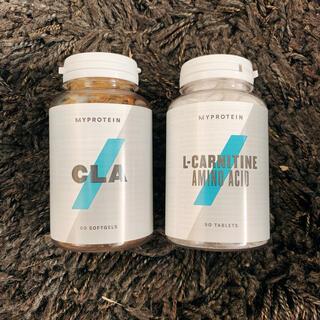 マイプロテイン(MYPROTEIN)のマイプロテイン CLA カルニチン セット(ダイエット食品)