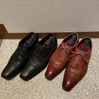 マドラス(madras)のビジネスシューズ24.5センチと25センチ(ドレス/ビジネス)
