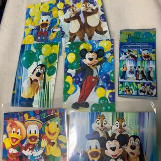 ディズニー(Disney)のイマジニング ポストカード トレーディングカード imaging  ディズニー(その他)