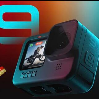 GoPro HERO9 Black 未開封(コンパクトデジタルカメラ)