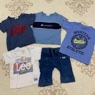 リー(Lee)の子供服①(Tシャツ/カットソー)