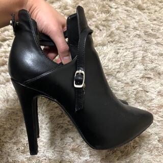アールアンドイー(R&E)のR&E ブーツ(ブーツ)