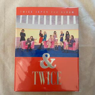 ウェストトゥワイス(Waste(twice))のTWICE twice &TWICE トレカケース(K-POP/アジア)