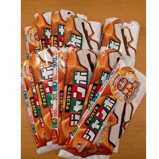 モリナガセイカ(森永製菓)のチョコモナカジャンボ バーコード(その他)