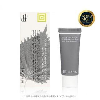 タン(THANN)のTHANN Oil-Free Facial Sunscreen 日焼け止め乳液(日焼け止め/サンオイル)