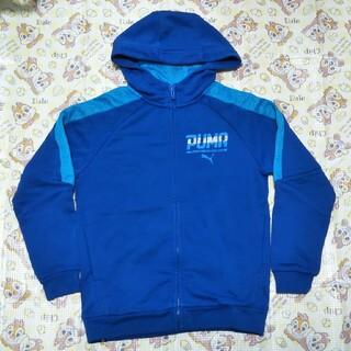 プーマ(PUMA)のPUMAプーマ パーカー140(ジャケット/上着)