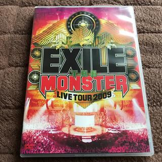 """エグザイル(EXILE)のEXILE LIVE TOUR 2009 """"THE MONSTER"""" DVD(ミュージック)"""