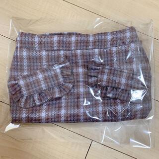 エブリン(evelyn)の【新品タグ付き】evelyn フリルポケットスカート(ミニスカート)
