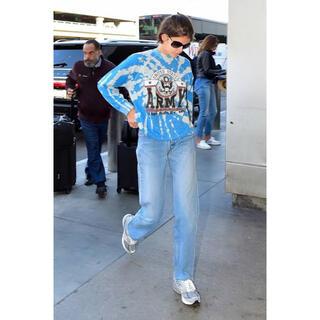 Supreme - カイアガーバー着用 the vintage twin sweatshirt