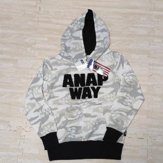 アナップ(ANAP)のANAPキッズパーカー 140 新品未使用(ジャケット/上着)