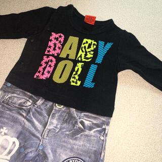 ベビードール(BABYDOLL)のBABYDOLL 70(ロンパース)