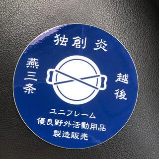 ユニフレーム ステッカー(その他)